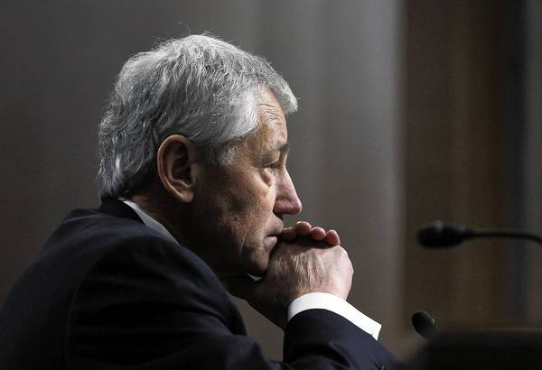 Chuck Hagel had some difficult moments during his defense secretary confirmation hearing last week before the Senate Armed Services Committee.