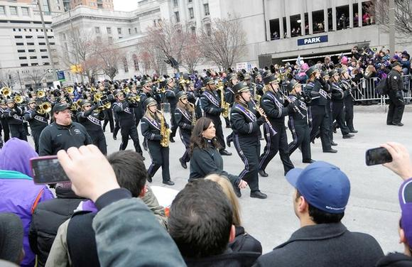 Ravens Super Bowl victory parade