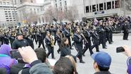 Marching Ravens bring purple pride to Howard