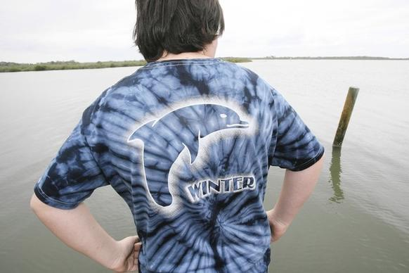 winter the dolphin dolphins rescue off volusia county