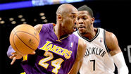<strong>Lakers 92 - Nets 83 (end of regulation)</strong>