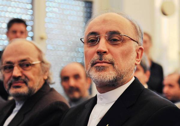 "Iran is willing to negotiate with the U.S. as long as Washington has ""fair and real"" intentions, Iranian Foreign Minister Ali Akbar Salehi, rigth said this week at a security conference in Munich, Germany."