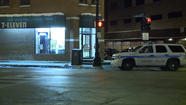 One man may have robbed two stores in the Lincoln Park and River North neighborhoods overnight, according to police.