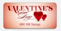 V-Day songs