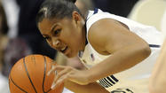 UConn Women Find Range, Roll Over Marquette, 94-37