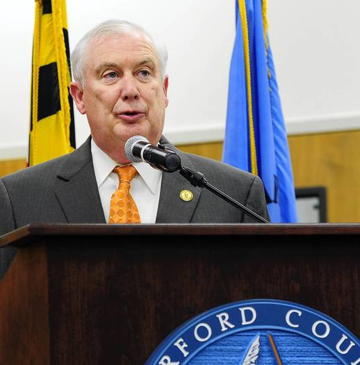 Harford County Executive David Craig