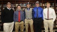 Video Collection: CT High School Football Players On Signing Day