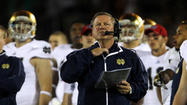 "<span style=""font-size: small;"">NOTRE DAME - One month removed from playing for the BCS national championship, Notre Dame coach Brian Kelly and his staff are adding to the foundation of the Irish football program by signing several highly rated high school seniors to national letters of intent. </span>"