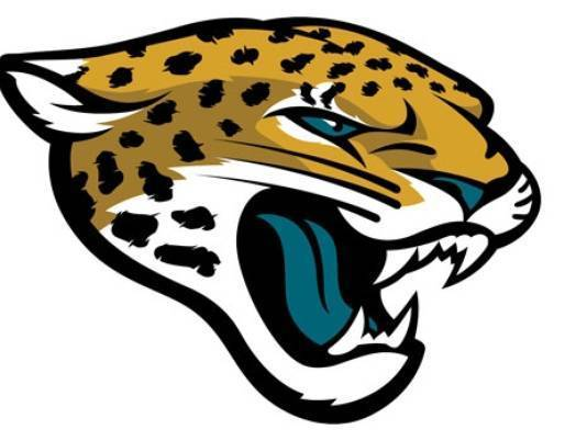 The new logo of the Jacksonville Jaguars.