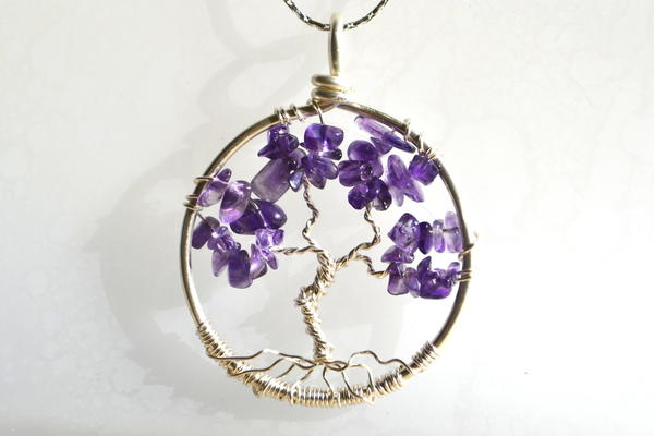 "Majestic Tree of Life for $35 at Creations By Jerilyn.<br><br>  <b>Where:</b> Boynton Beach<br><br>  <b>Background:</b> ""I actually started around August of 2011 when I was in Islamorada,"" said Jerilyn Swiger. ""I went into a few artsy ships and saw some things that inspired me. Then I went home and started making jewelry.""<br><br>  <b>What you need to know:</b> The line will be in the 2013 Oscar Academy Awards Luxury Gift Lounge.<br><br>  <b>How much:</b> $7.50 to $129<br><br>  <b>Website:</b> <a href=""http://creationsbyjerilyn.com/""target=""_blank"">CreationsByJerilyn.com</a>"