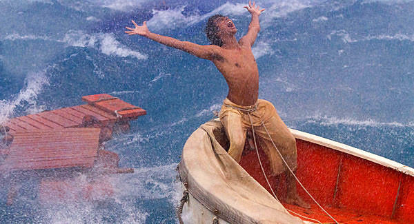 """Life of Pi"" visual effects"