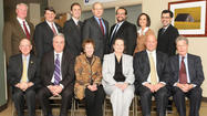 The board of directors of West Virginia University Hospitals-East, which includes City Hospital in Martinsburg and Jefferson Memorial Hospital in Ranson, W.Va., recently elected officers for 2013 and announced the appointment of two new members.