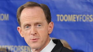 The Toomey v. Schwartz money race