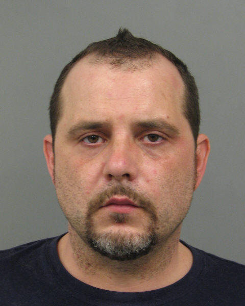 Jason Logsdon, 41, of the 900 block of Chicago Avenue in Evanston, is charged with 11 counts of felony armed robbery, according to the Cook County state's attorney's office. He has been charged with robbing nearly a dozen hair salons in Chicago, Skokie, Morton Grove, Broadview and Niles.
