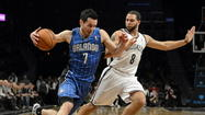 J.J. Redick and Arron Afflalo won't play for the Magic against the Clippers