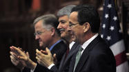Governor Malloy Delivers Budget Address