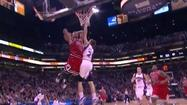 D-Rose Dunk of the Day: Good night, Goran!