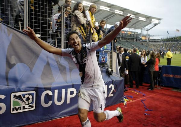 Omar Gonzalez of the Galaxy will start for the U.S. today in the next World Cup qualifier against Honduras.