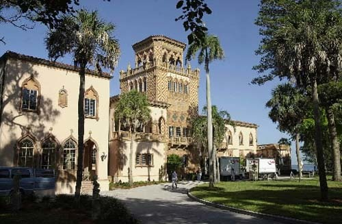 Florida Getaways of the Day - <b>Sarasota:</b> Have cocktails at Ringling