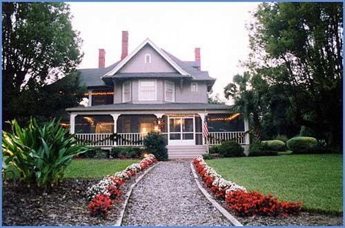 Florida Getaways of the Day - <b>Maitland:</b> Thurston House B&B turns on the charm