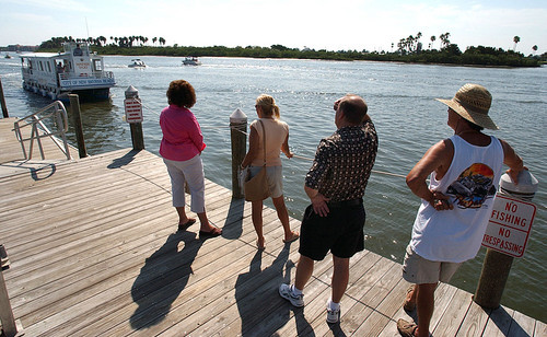 Florida Getaways of the Day - <b>New Smyrna Beach:</b> A way to see Indian and Halifax rivers