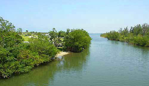 Florida Getaways of the Day - <b>Long Point Park:</b> Waterfront campsites circle island
