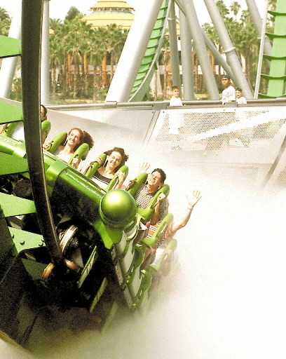 Florida Getaways of the Day - <b>Universal Studios:</b> Wild ride, incredible adventures