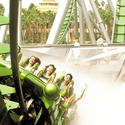 <b>Universal Studios:</b> Wild ride, incredible adventures