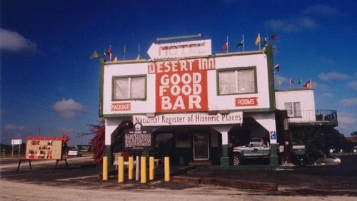 Florida Getaways of the Day - <b>Yeehaw Junction:</b> Historic Desert Inn marks the crossroads of Florida