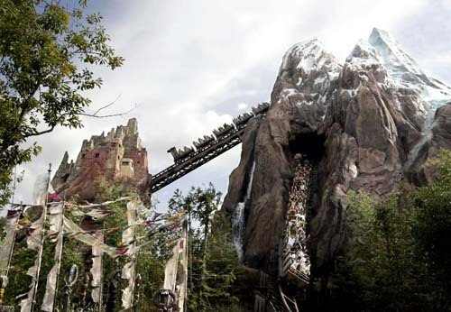 Florida Getaways of the Day - <b>Disney World:</b> Sky-high in the Himalayas