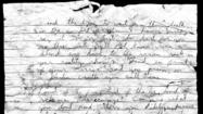 Serial killer Keyes' suicide note was violent, angst-ridden poetry