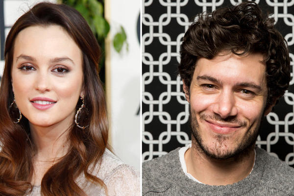 """Gossip Girl"" actress Leighton Meester and ""The OC"" actor Adam Brody are reportedly dating. The two met on the set of their dramedy ""The Oranges."""