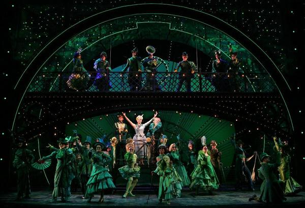 Wicked at Broward Center