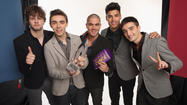 Boy band 'The Wanted' gets reality show on E!