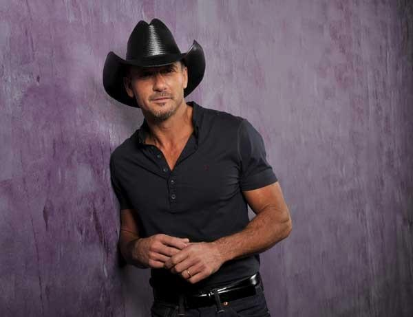 "Tim McGraw performs on ""Jimmy Kimmel Live"""