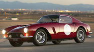 Five days, $223.8 million. That's the final tally from the classic and collector car auctions that concluded Sunday night in Scottsdale, Ariz.
