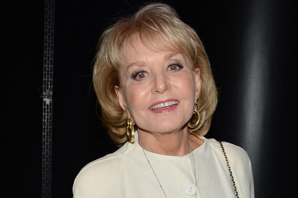 """The View"" co-host Barbara Walters at an event in November 2012."