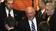 Quinn wants minimum wage hike, assault weapons ban