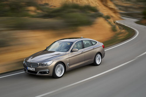 The 2014 BMW 3 Series GT will go on sale this summer. It's a hatchback version of the company's 3 Series sedan and uses the same drivetrain.