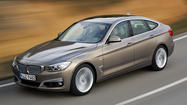 BMW announces all-new 3 Series GT hatchback