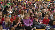 PHOTOS: I Love to Read - Twin Branch Elementary