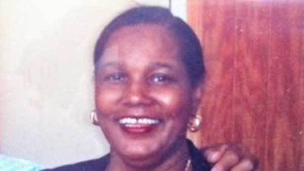 Crash victim Yvonne Tobias