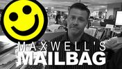 Scott Maxwell reads his hate mail