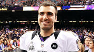"Contract negotiations between the Ravens and quarterback Joe Flacco have yet to resume, but the elite asking price the <a href=""http://www.baltimoresun.com/superbowl/"">Super Bowl</a> Most Valuable Player hopes to command is becoming clear."