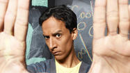 """Community"" star and Chicago native Danny Pudi is happy fans who have waited so long for the return of the wacky sitcom finally can sit back and relax Thursday."