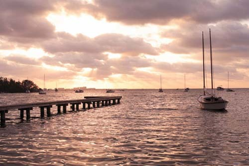 Florida Getaways of the Day - <b>Coconut Grove:</b> The Barnacle lives on