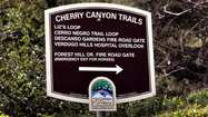 Cherry Canyon Trails