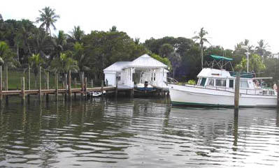 Cabbage Key marina