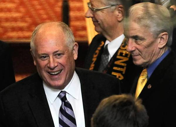 Gov. Pat Quinn may have laid the foundation for his re-election campaign in Wednesday's State of the State address.
