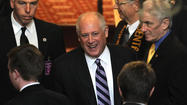 Quinn delivers State of the State Address